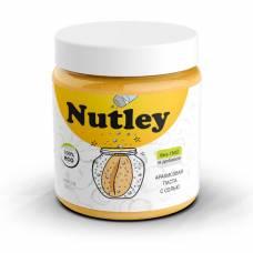 Арахисовая паста с морской солью Nutley, 300 гр