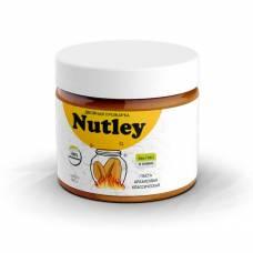 Арахисовая паста классическая двойной прожарки Nutley темная, 300 гр