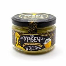 Урбеч из кунжута белого с мёдом НашУрбеч, 200 гр