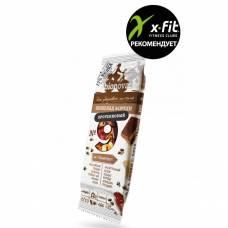 Протеиновый батончик Бионова шоколад и орехи с пребиотиком, 35 гр