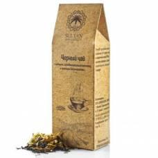 Черный чай Ассам с имбирем Султан, 100 гр