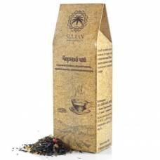 Черный чай Ассам с кусочками ананаса Султан, 100 гр