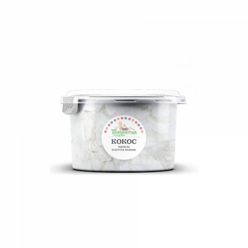 Кокосовые чипсы натуральные Перуаночка, 120 гр