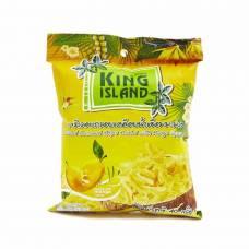 Кокосовые чипсы KING ISLAND с манго, 40 гр