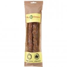 Чурчхела с грецким орехом и фундуком со вкусом абрикоса Нат Виноград, 2 шт в упаковке, 140 гр
