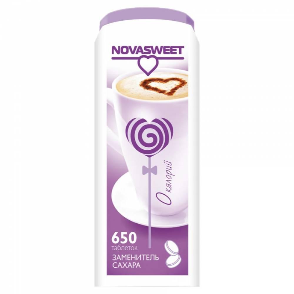 Заменитель сахара Novasweet 650 таблеток