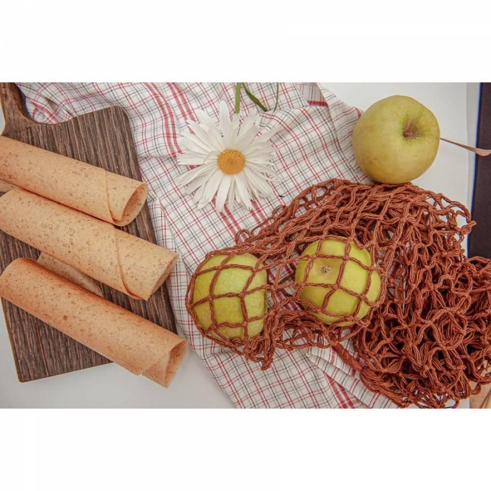 Фруктовая пастила печеное яблоко домашняя, 30 гр