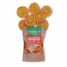 Сушеные фрукты апельсин натуральные, 35 гр