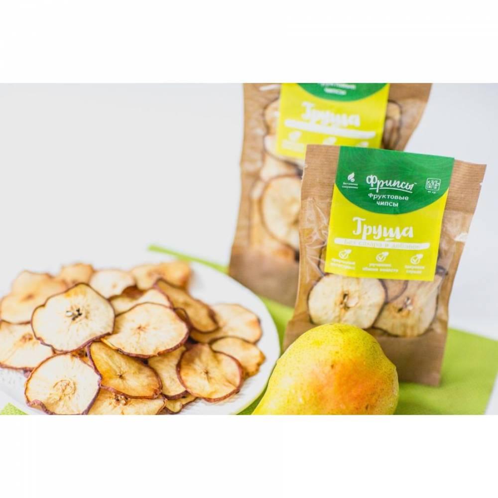 Сушеные фрукты груша натуральная 45 гр