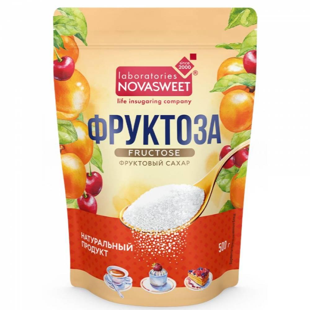 Фруктоза НОВАСВИТ, 500 гр