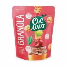 Гранола ОлЛайт с ягодами, 280 гр