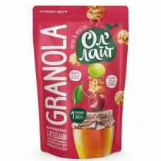 Гранола ОлЛайт с ягодами, 60 гр