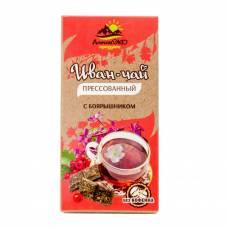 Иван-чай с боярышником, прессованный, АлтайЭкоПродукт, 50 гр