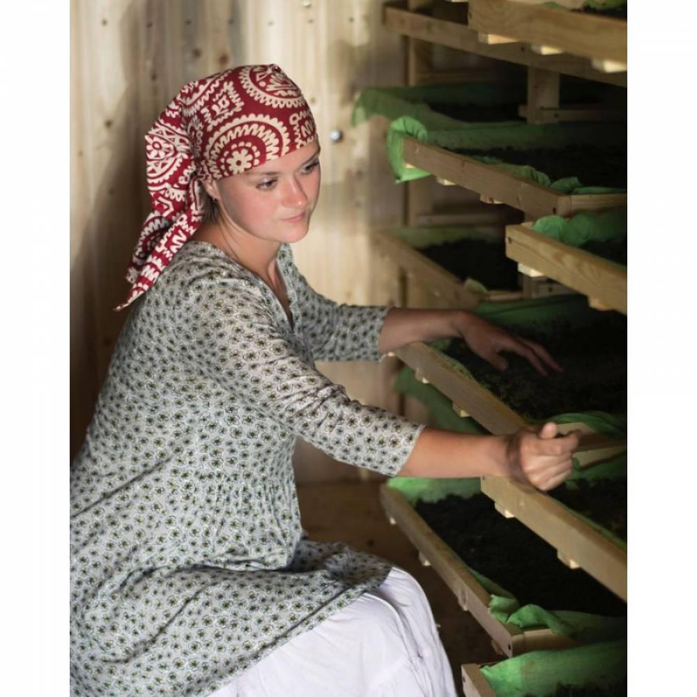 Иван-чай зеленый томленый 100% ручная работа ЛЕТОЧАЙ, 50 гр
