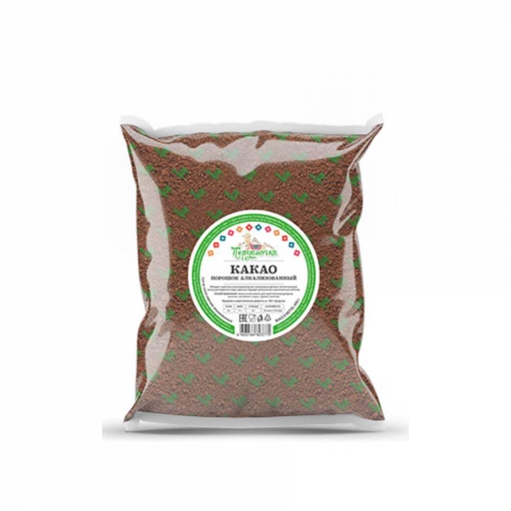 Какао порошок алкализованный Перуаночка, 1000 гр