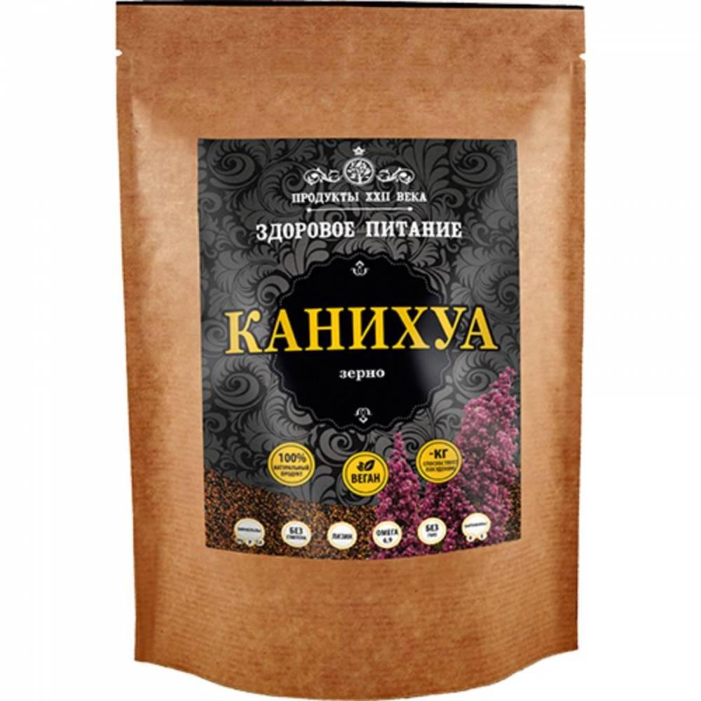 Семена канихуа Продукты XXII века, 100 гр