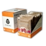 Каша мультизлаковая с малиной и сливками Алеокс с антиоксидантом из сибирской лиственницы, 12 шт
