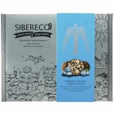 Конфеты кедровые Кулайская цивилизация черника SIBERECO, 100 гр