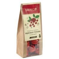 Конфеты кедровые Клюква SIBERECO, 150 гр