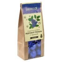 Конфеты кедровые Черника SIBERECO, 150 гр