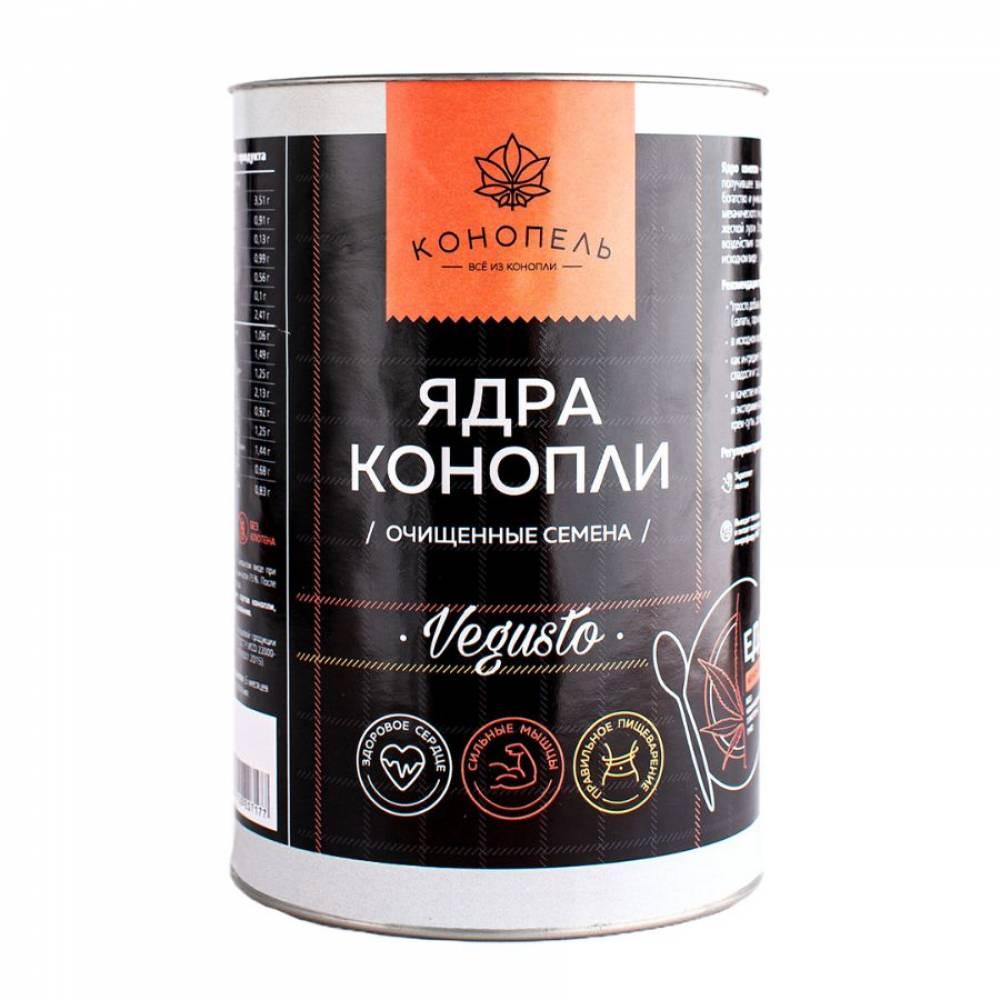 Ядра конопли Конопель, 500 гр