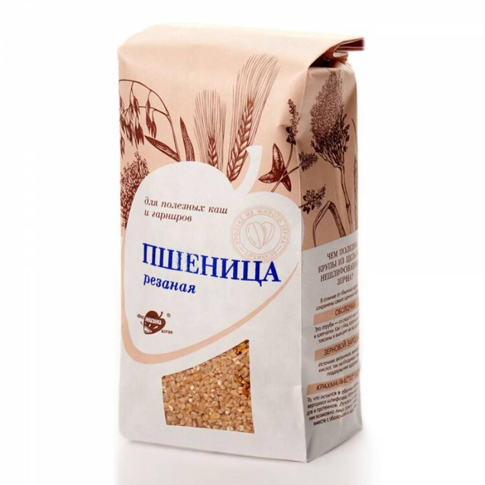 Пшеница резаная Образ жизни, 500 гр