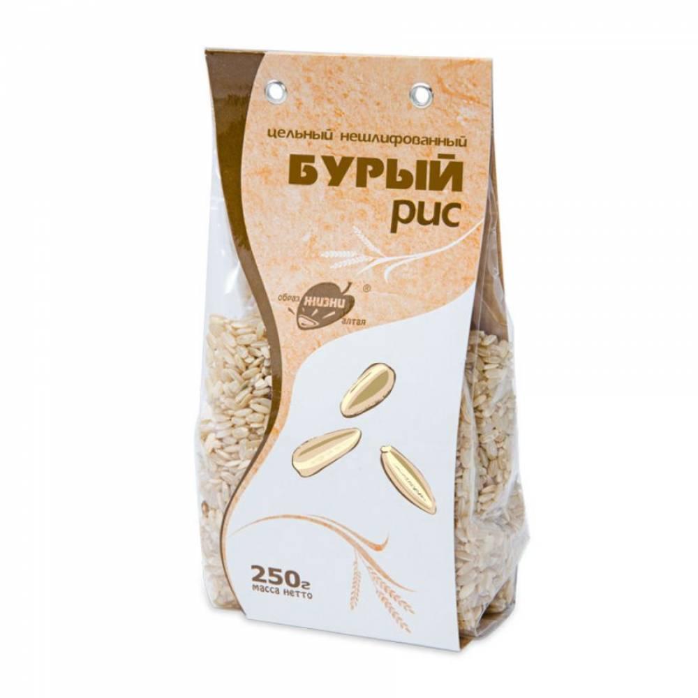 Семена риса бурого Образ жизни, 250 гр