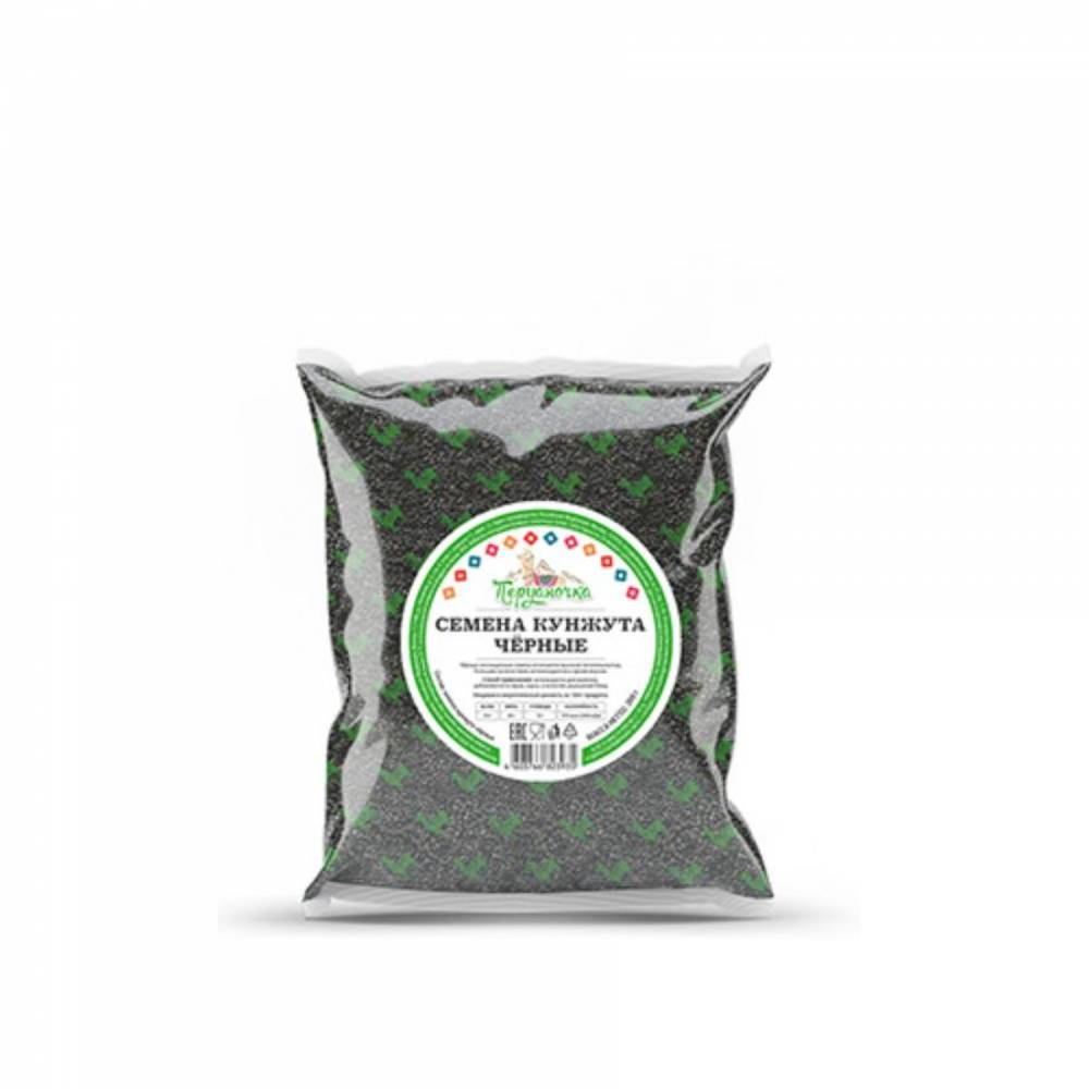Черный кунжут, семена, Перуаночка, 100 гр