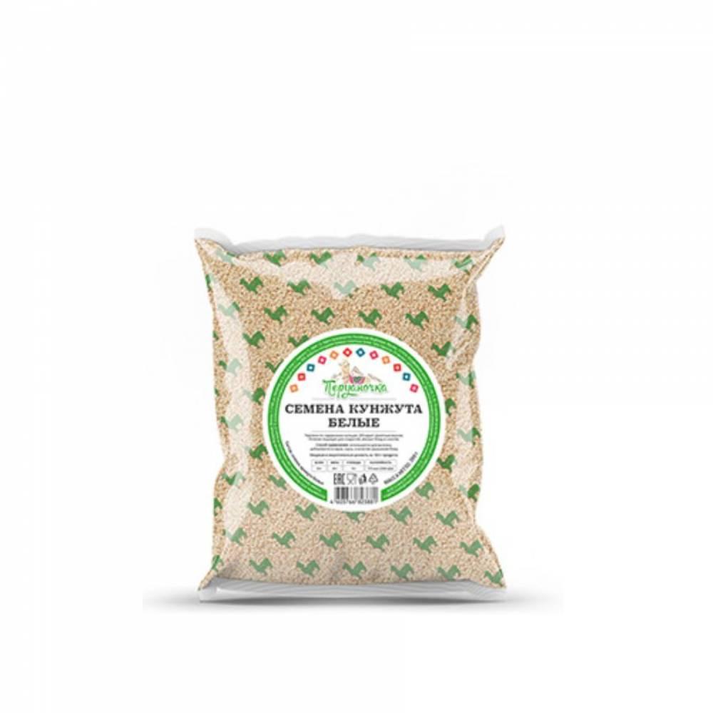 Белый кунжут, семена Перуаночка, 200 гр