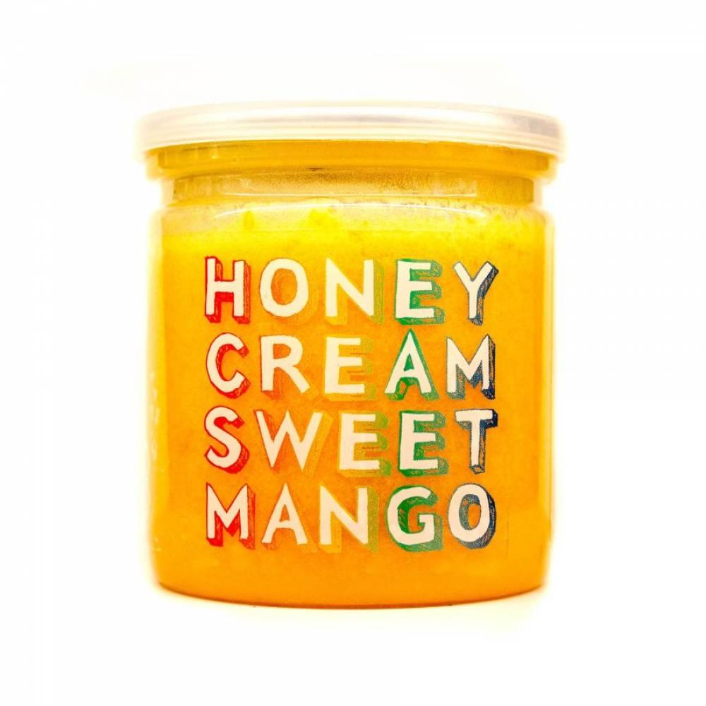 Натуральный крем-мёд манго, Grizzly Nuts, 230 гр