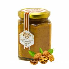 Крем-мёд с грецкими орехами BelloHoney, 200 мл