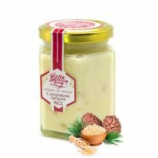 Крем-мёд с кедровыми орехами BelloHoney, 200 мл