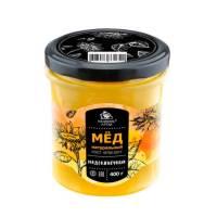 Подсолнечниковый мёд натуральный Медовик Алтая, 400 гр