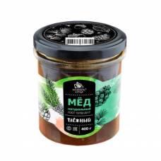 Таёжный мёд натуральный Медовик Алтая, 400 гр