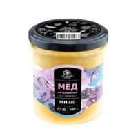 Горный мёд натуральный Медовик Алтая, 400 гр