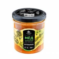 Гречишный мёд натуральный Медовик Алтая, 400 гр