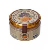 Мёд с кедровым орехом SIBERECO, 220 мл