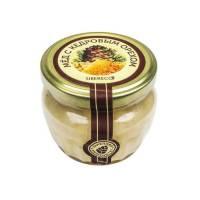 Мёд с кедровым орехом SIBERECO, 95 мл