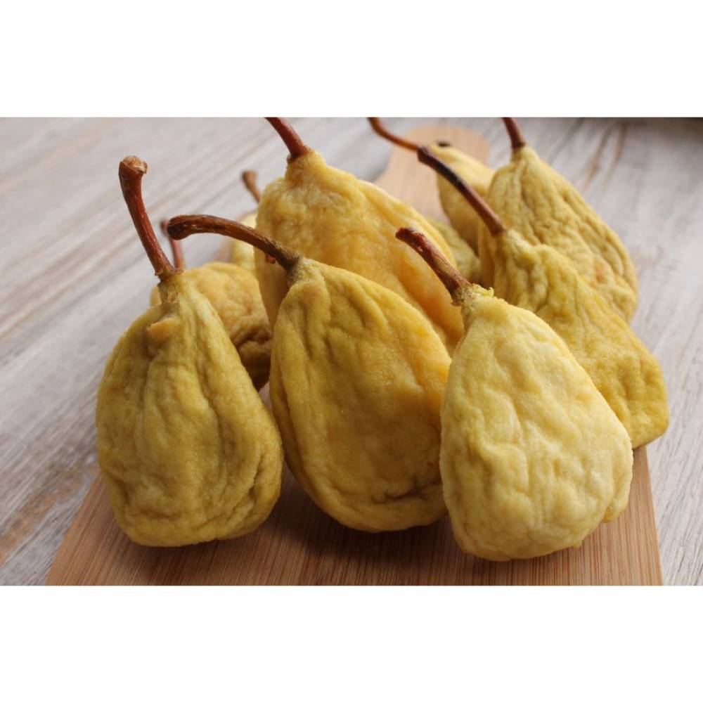 Вяленая груша, сухофрукты, 500 гр