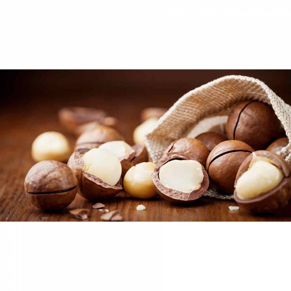 Макадамия в скорлупе Крупная, орехи, 1 кг