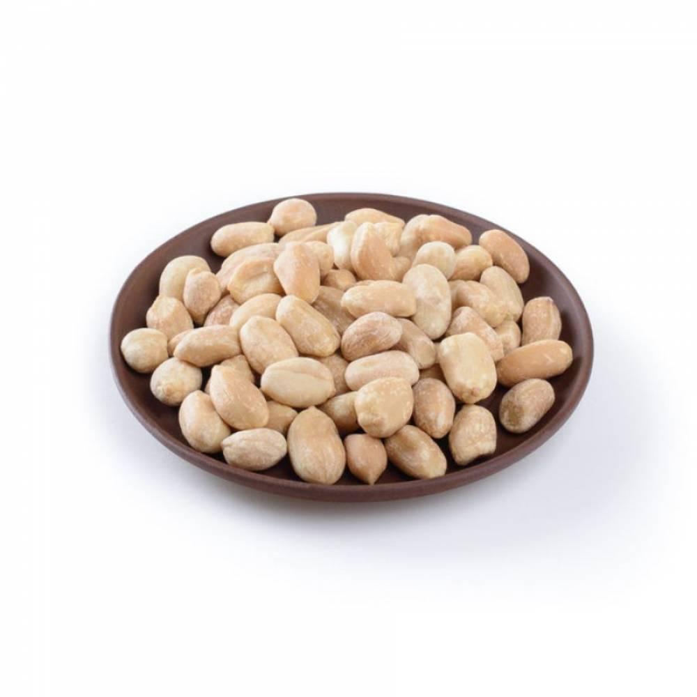 Арахис жареный без соли, орехи, 250 гр