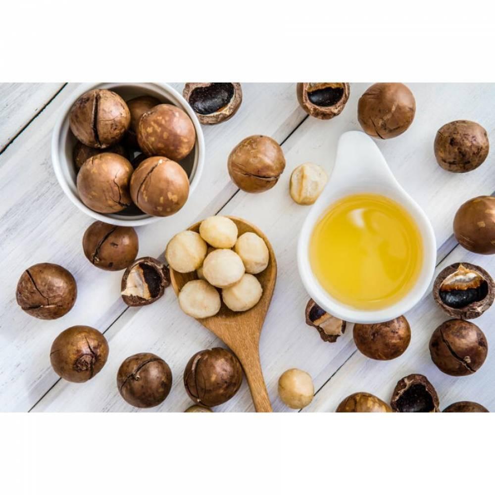 Макадамия очищенная, орехи, 500 гр