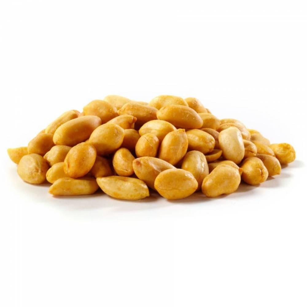 Арахис жареный без соли, орехи, 500 гр