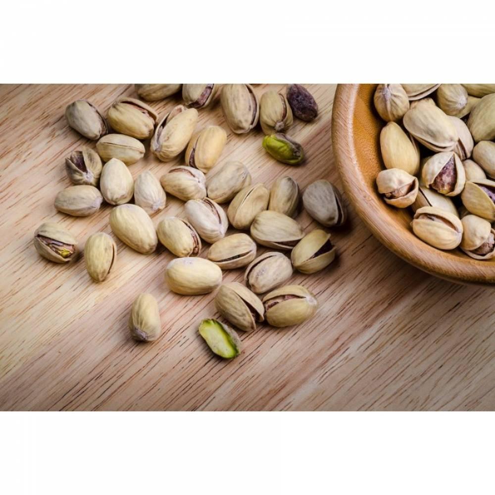 Фисташки соленые жареные, орехи, 500 гр
