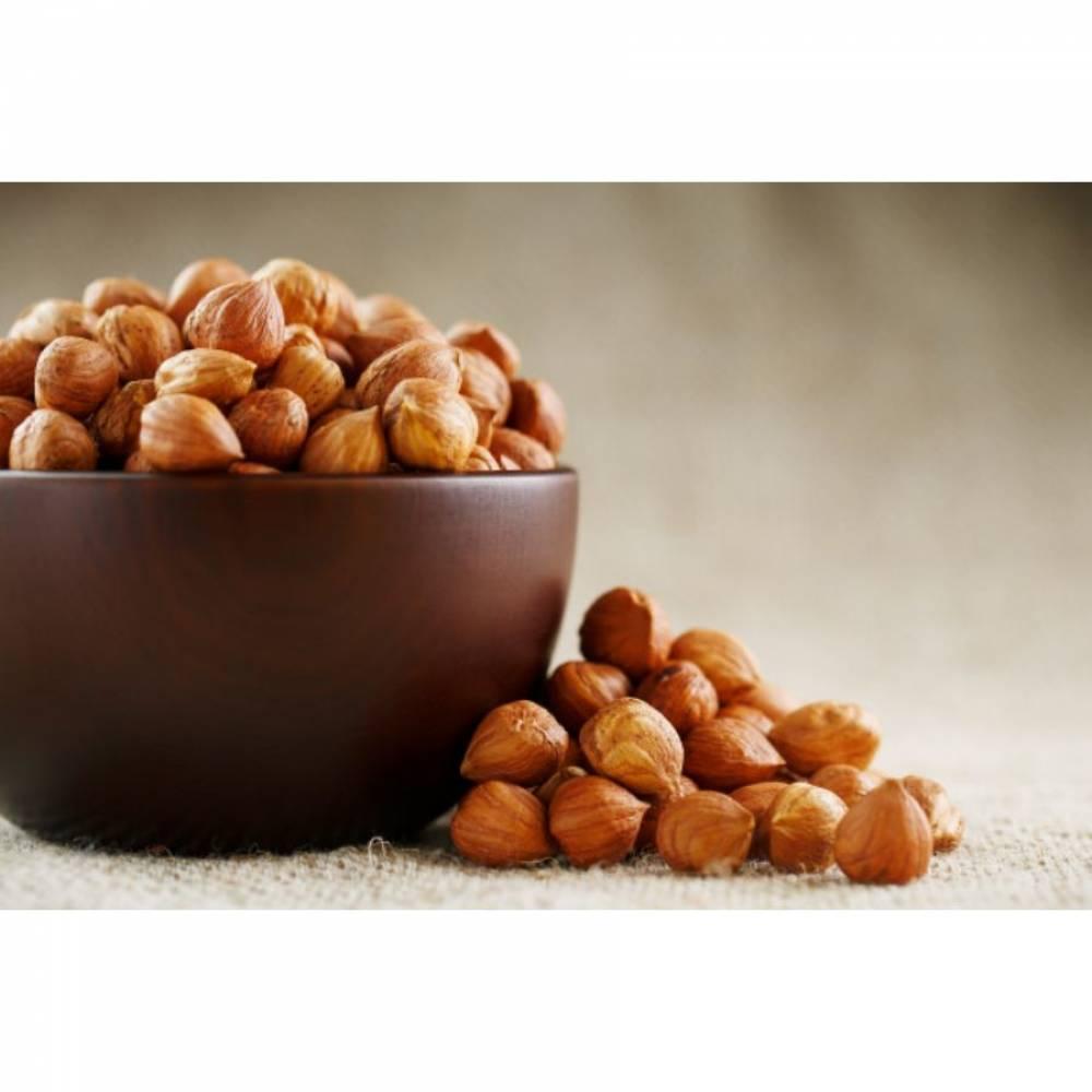 Фундук ядро сырой Крупный, орехи, 250 гр