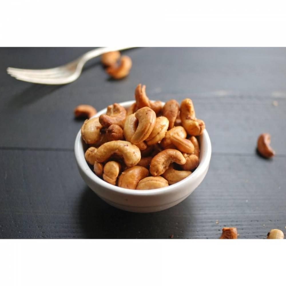 Кешью жареный, орехи, 250 гр