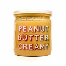 Арахисовая паста кремовая Creamy, Grizzly Nuts, 200 гр