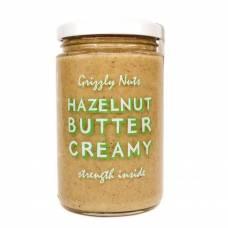 Ореховая паста из фундука Creamy, Grizzly Nuts, 350 гр