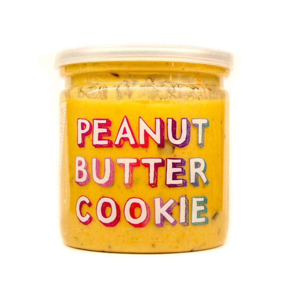 Арахисовая паста с финиками Cookie, Grizzly Nuts, 200 гр