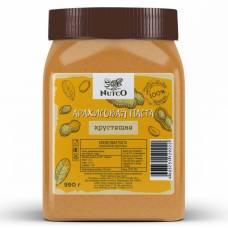 Арахисовая паста NUTCO хрустящая, 990 гр